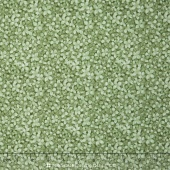 Bluebird Gathering - Lilac Tonal Green Yardage