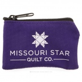 "MSQC's SEEYOURSTUFF Bag 3"" x 4"" - Purple"