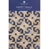 Happy Trails Quilt Pattern by Missouri Star