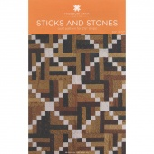 Sticks & Stones Quilt Pattern by Missouri Star