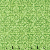Greenery - Medallion Green Yardage
