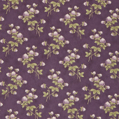 Clover Meadow - Clover Purple Yardage
