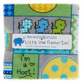 Little One Flannel Too ! Favorites Charm Pack