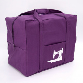 Featherweight Case Tote Bag - Purple