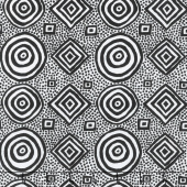 Kaffe Fassett Collective Spring 2018 - Good Vibrations White Yardage