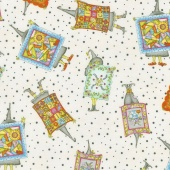 Salem Quilt Show - Show & Tell Natural Yardage