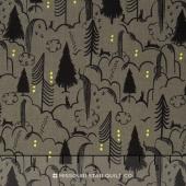 Sleep Tight - Bunny Hill Grey Yardage