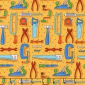 Tools of the Trade - Workbench Yellow Yardage