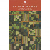 Fields from Above Quilt Pattern by Missouri Star