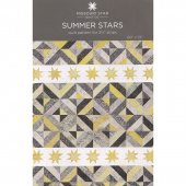 Summer Stars Quilt Pattern by Missouri Star