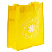 Missouri Star Reusable Shopping Tote - Yellow