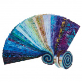 Artisan Batiks - Fancy Feathers 3 Roll Up
