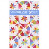 Confetti Star Pattern