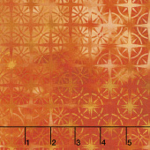 Calypso - Compass Fire Digitally Printed Yardage