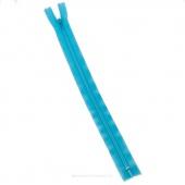 Turquoise Splash Zipper
