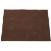 "Rainbow Classic 9"" x 12"" Felt Squares Walnut Brown"