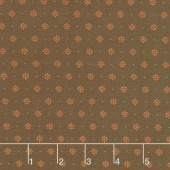 Cheddar & Chocolate - Starlight Brown Yardage