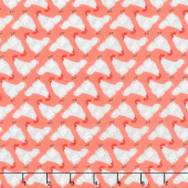 Farm Charm - Chicken Little Strawberry Yardage