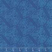 Transformers - Constellation in Navy Yardage