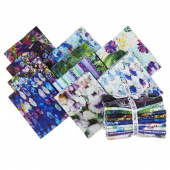 Fiorella Digitally Printed Fat Quarter Bundle