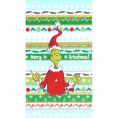How the Grinch Stole Christmas - Grinch Holiday Panel