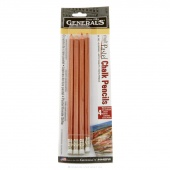Pastel Chalk Pencils (4ct of Warm Earth Tones)