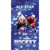 All Star Hockey - Hockey Royal Digitally Printed Panel
