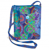 Kaffe Fassett Blue Ombre Sonoma Swing Bag Kit