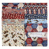 Stonehenge Stars and Stripes VII Tiles