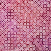 Artisan Batiks - Daisy's Garden 3 Trellis Rose Yardage