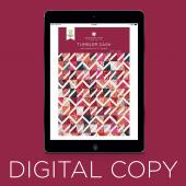 Digital Download - Tumbler Dash Quilt Pattern by Missouri Star