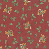 Sweet Holly - Red Yardage