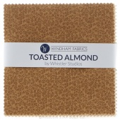 Toasted Almond Charm Pack