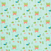 Ready Set Splash - Main Pistachio Yardage