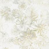 Whisper Batiks 2 - Flower Breeze Whisper Yardage