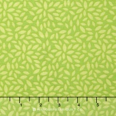Primavera - Primavera Leafy Green Yardage