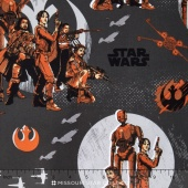 Star Wars: Rogue One - Rebels Carbon Yardage
