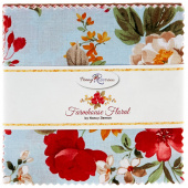 "Farmhouse Floral 5"" Stackers"