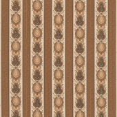 Lancaster - Main Stripe Tan Yardage
