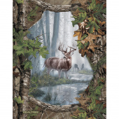 Realtree - Heritage Proud Deer Multi Panel