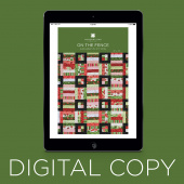 Digital Download - On the Fence Quilt Pattern by Missouri Star