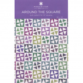 Around the Square Quilt Pattern by Missouri Star