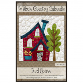 Red House Precut Fused Appliqué Pack