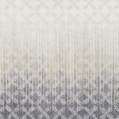Winter Shimmer 2 - Snowflakes Ombre Winter Pearlized Yardage