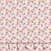 Paper Daisies - Geometric Multi Yardage