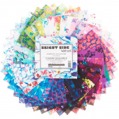 Bright Side Digitally Printed Charm Pack