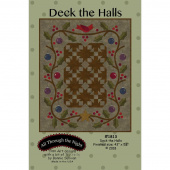Deck the Halls Pattern