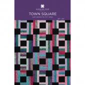 Town Square Quilt Pattern by Missouri Star