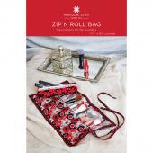Zip N Roll Bag Pattern by Missouri Star