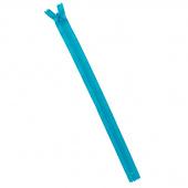 "Turquoise Splash 14"" Zipper"